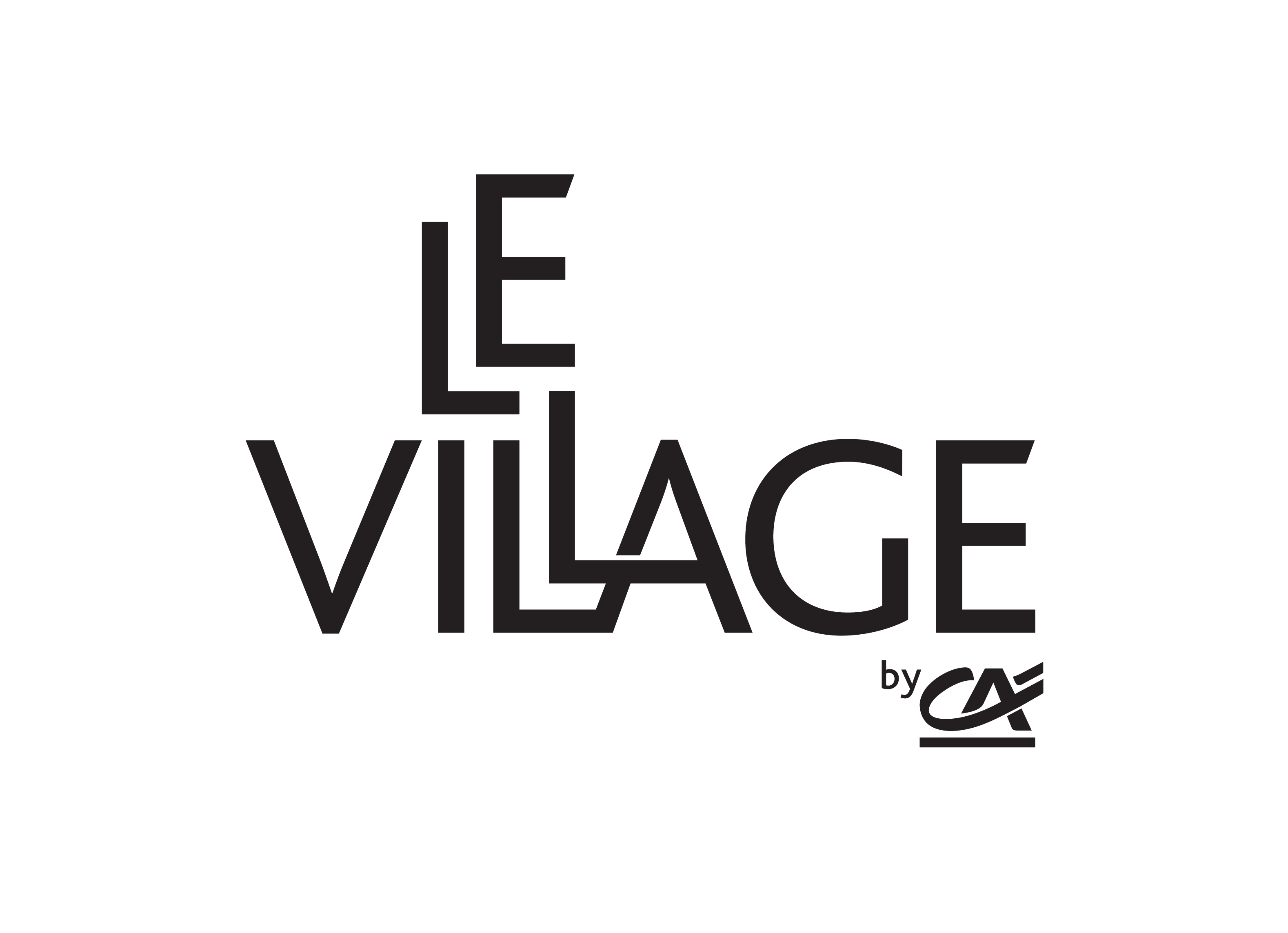 Logo de l'association LE VILLAGE BY CA LOIRE - HAUTE-LOIRE