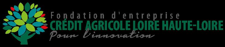 Logo de l'association La fondation d'entreprise Crédit Agricole Loire Haute-Loire pour l'Innovation