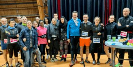 LOACM participe au Sainté Trail Urbain
