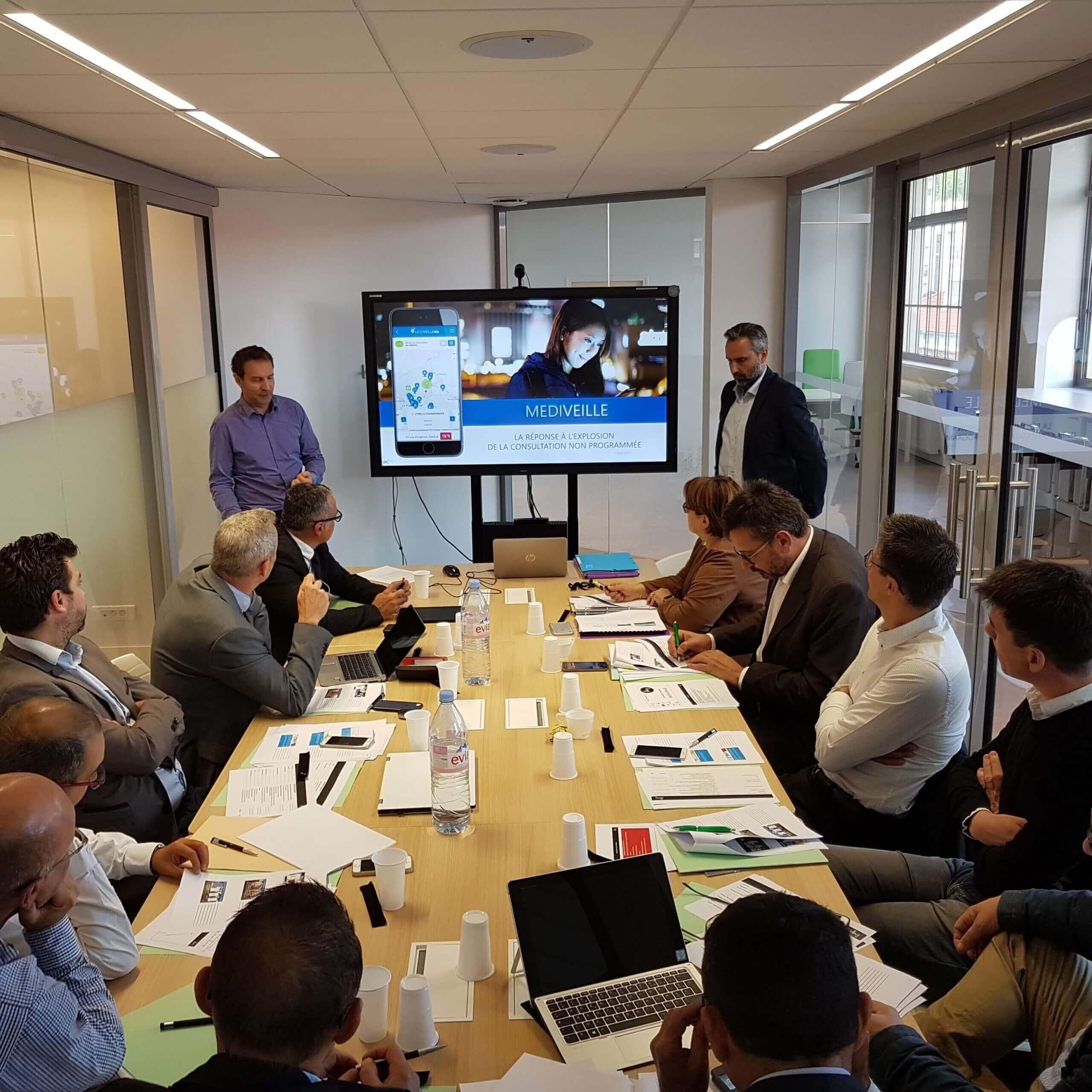 Locam signe un partenariat avec la fondation pour l'innovation