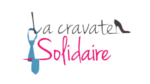 Logo de l'association La Cravate Solidaire