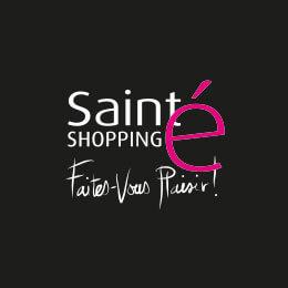 Logo de l'association Sainté Shopping