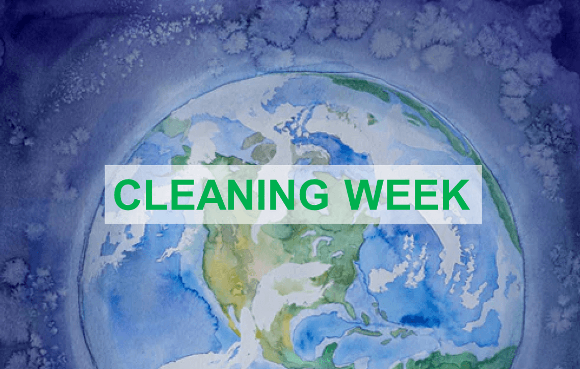 cleaning wwek chez LOCAM