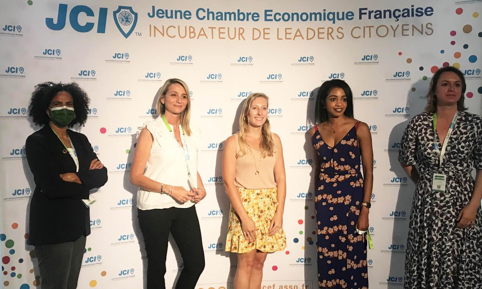action académie - remise de prix LOCAM - Jeune Chambre Economique Française